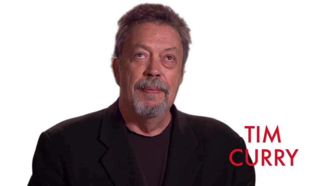 tim curry now