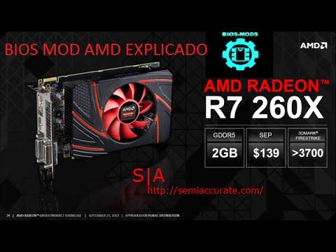 Como fazer BIOS MOD em placas AMD (Explicado e feito )