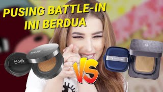 BATTLE CUSHION LOKAL TERSENGIT !! makeover vs somethinc
