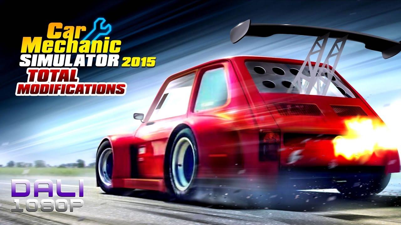Car Mechanic Simulator Total Modifications Dlc Pc Gameplay