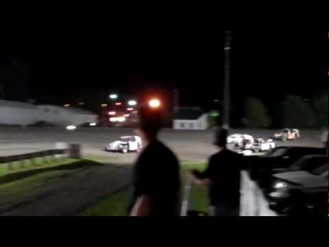 Brian Haben @ Fiesta City Speedway, Championship Night