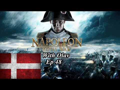 Napoleon Total War Denmark Campaign Ep48 Destroying the French Navy