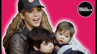 Así Es La Estricta Vida De Shakira Como Madre