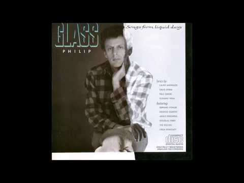 Philip Glass – Songs From Liquid Days (1986)