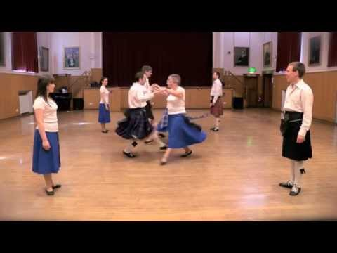"""Miss Gibson's Strathspey"" (RSCDS Teaching Certificate: Unit 2 Dances)"