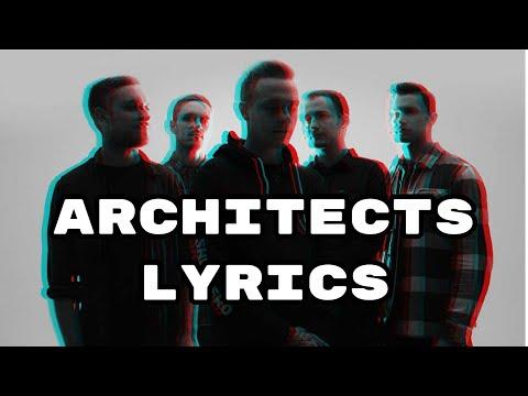 Architects - C.A.N.C.E.R. w/ lyrics