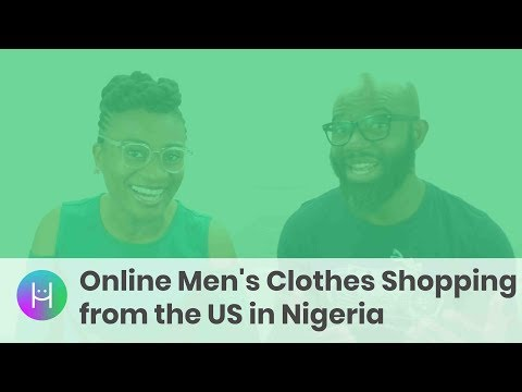 Online Men's Clothes Shopping In The US
