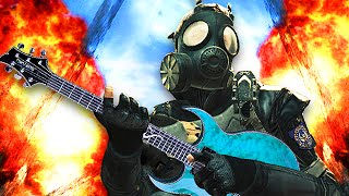 Playing Guitar on Call of Duty! - (FUNNY MOMENTS ON BLACK OPS 2) #9