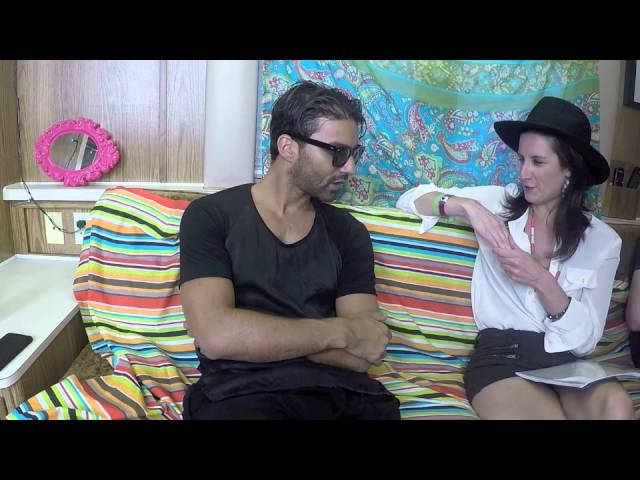 R3HAB - FADIL EL GHOUL - Dutch - Moroccan DJ + Producer - 2015 Interview for All Access Music