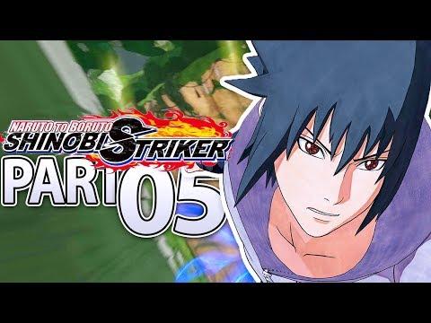 OPEN BETA SERVERS UP | Naruto to Boruto: Shinobi Striker Gameplay Walkthrough Part 5 (PS4 Open BETA)