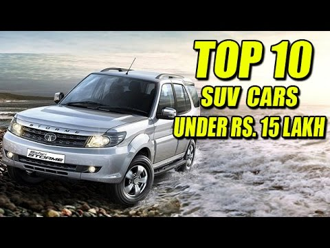 Top Suvs In India Under Rs 15 Lakh Youtube