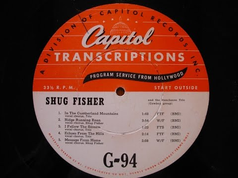 Shug Fisher #4 w Joaquin Murphey Steel Guitar & Merle Travis/Wesley Tuttle