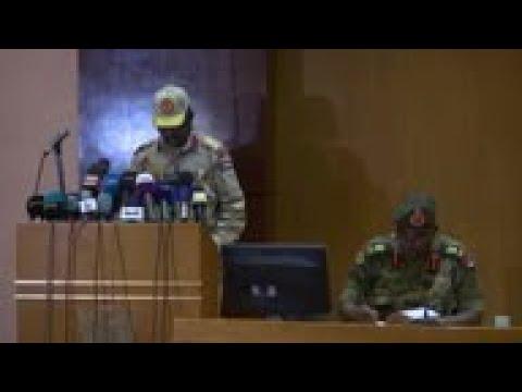 Top paramilitary officer warns Sudan protesters