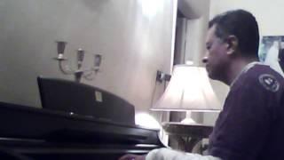 مين دا اللى نسيك .. نانسى عجرم .. بيانو طارق بغدادى
