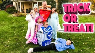 Halloween Vlog 2018 The Shumway Show -- Trick or Treat
