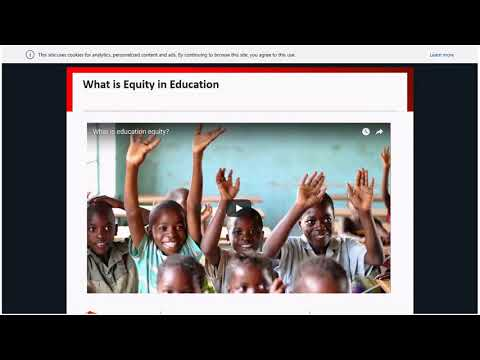 WEBINAR  Education Equity Research Initiative (English)
