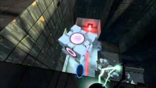 Прикол в Portal 2