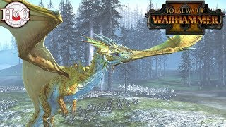 Battle for the Moonbow - Total War Warhammer 2 - Alith Anar Quest Battle