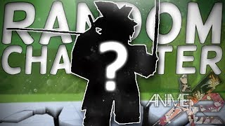 WHO IS IT GONNA BE?! - Roblox Animecross 2 Random character challenge