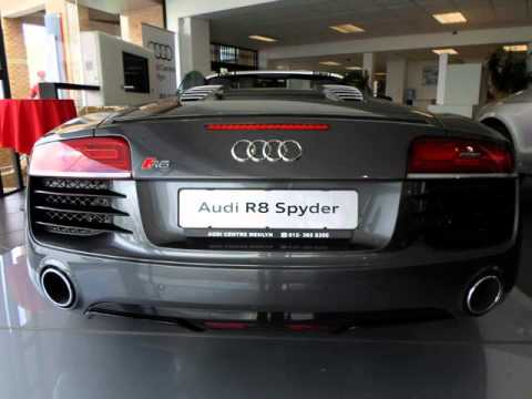 2015 Audi R8 Spider 4 2 Q S T Auto For Sale On Auto Trader South