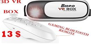 Bingo V200 Virtual Reality 3D VR Box UNBOXING & REVIEW