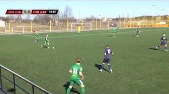 UPL U-19. FC Desna - FC Vorskla
