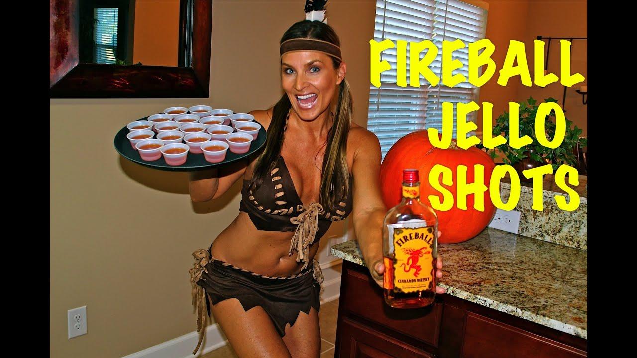 halloween fireball jello shots how to make fireball jello shots youtube - Best Halloween Jello Shots