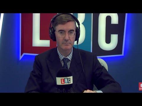 Jacob Rees-Mogg Host LBC: Boris Johnson's Speech 3/3 - 23rd October 2017
