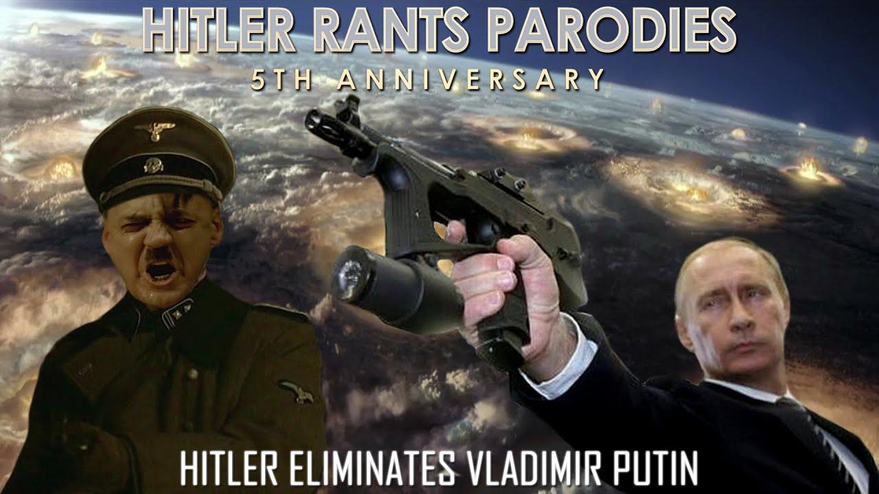 Hitler eliminates Vladimir Putin