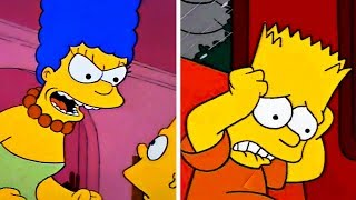 10 Times Marge Simpson Should Be JAILED!