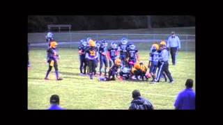 Kevin Styles Southern Maryland hawks 2012 highlights