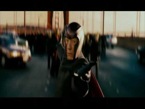 X-MEN trailer (All 4 X-flicks in 1)