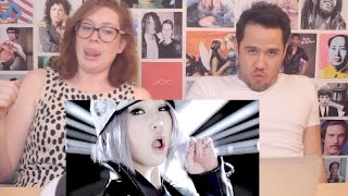 2NE1 - I am the Best - K-pop REACTION - 내가 제일 잘 나가