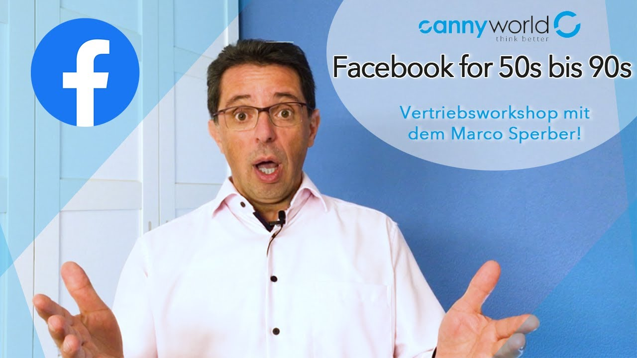 cannyworld - Facebook-Vertriebsworkshop mit Marco Sperber