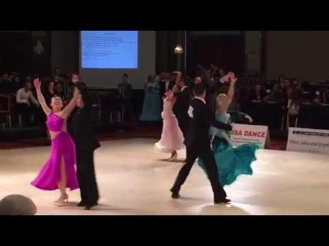 Nationals 2015 - Champ Smooth Waltz - Paul Freitas & Kelly Glasheen - USADance