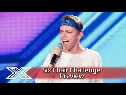 Preview: James Hughes knows how to put on a show! | The X Factor 2016 streaming vf