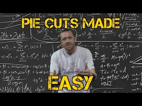TFS: Pie Cuts Made EASY