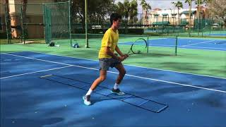 Tennis Workout | Increase Agility, Speed, and Footwork