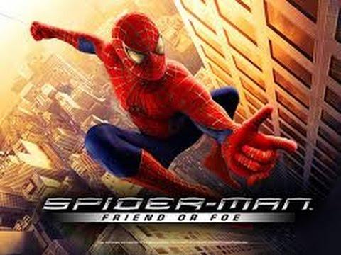 Spider-man Friend or Foe I Tokyo-Industrial Plant