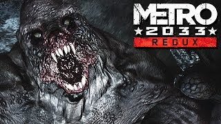 Metro 2033 Redux Gameplay German #13 - Das ist der Horror