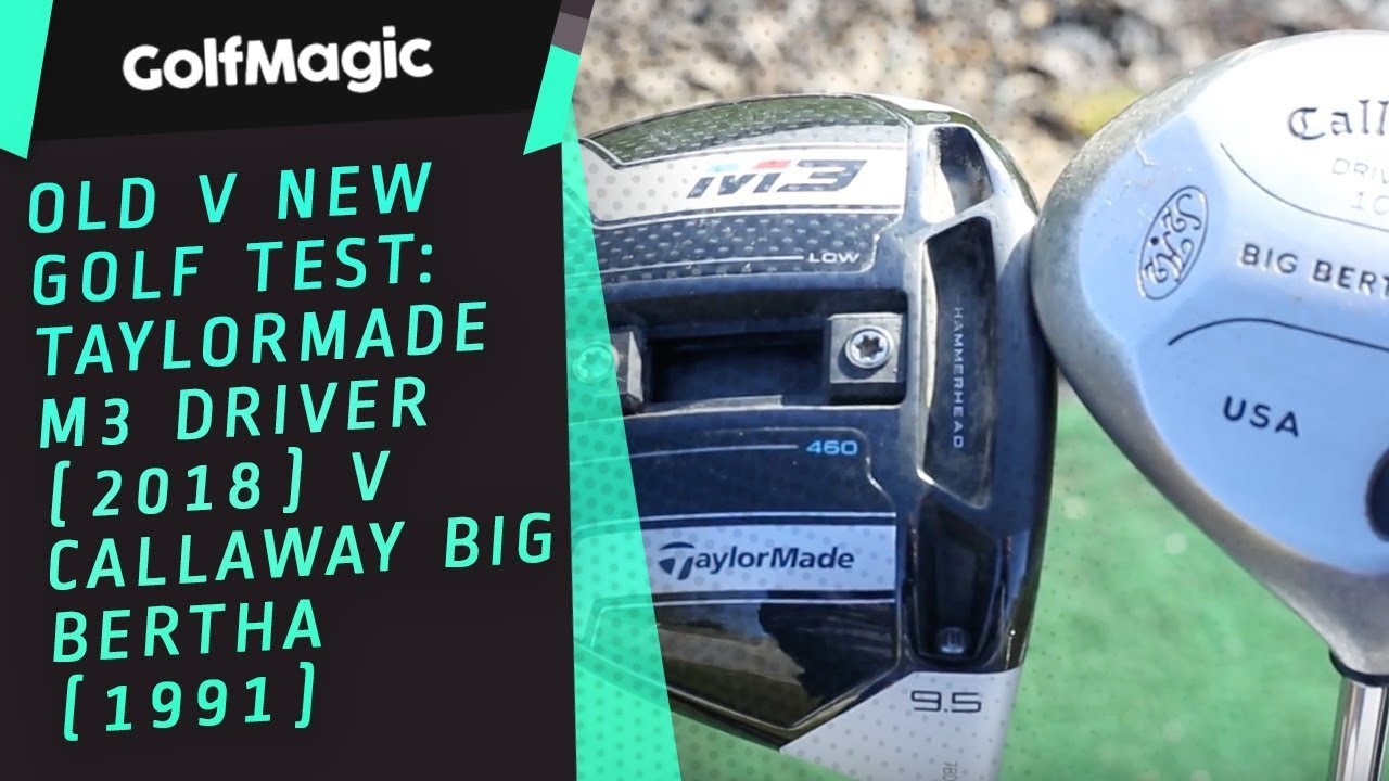 callaway big bertha drivers 2018