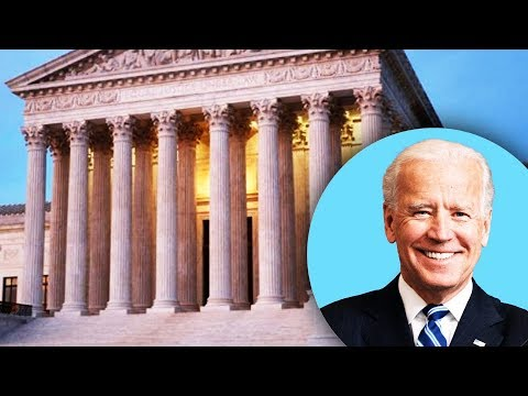 Caller: Biden Will Appoint Right Wing Judges
