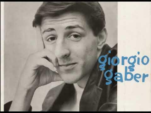 Genevieve [Giorgio Gaber 1961] - Giorgio Gaber