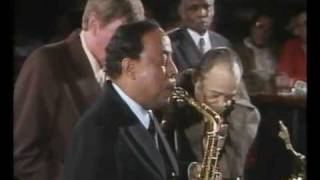 Arnett Cobb plus Lou Donaldson, Jimmy Ford & Calvin Owens (Live)- Take The A Train 1986