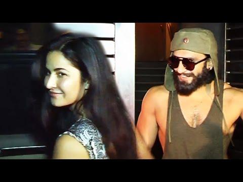 Katrina Kaif & Ranveer Singh SPOTTED At Zoya Akhtar's House Mp3
