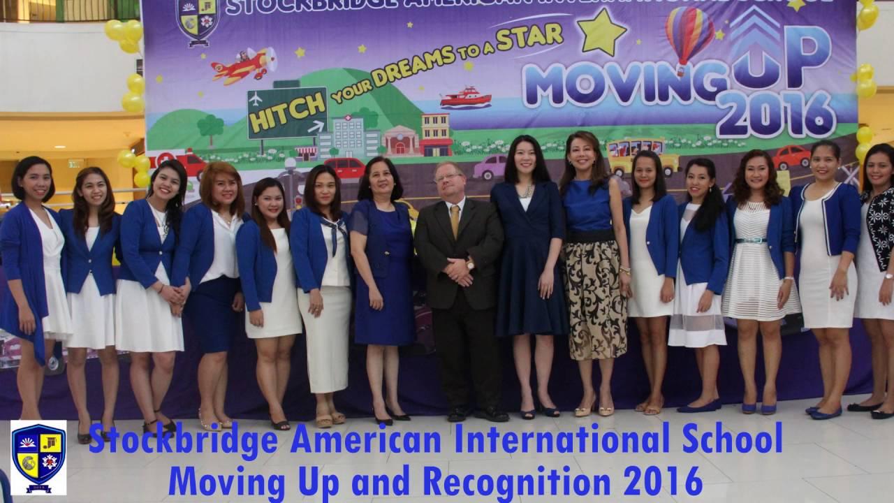 Watch the Stockbridge American International School Recognition Program 2016