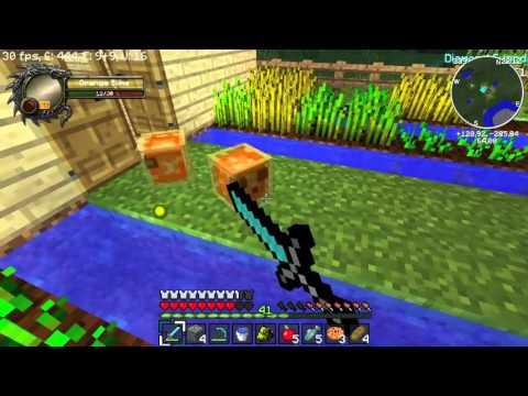 Sezon 2 Minecraft Modlu Survival Bölüm 5