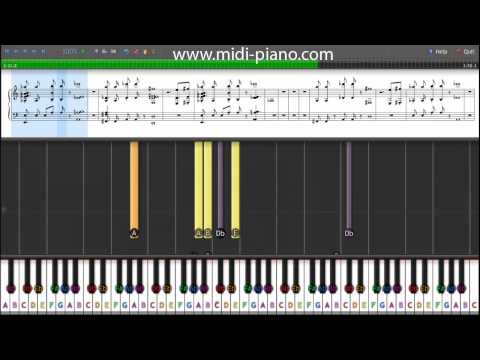 Demi Lovato - Neon Lights - Full Instrumental Midi