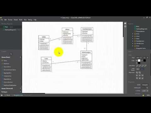 Tutorial Membuat Use Case Diagram Menggunakan StarUML ...