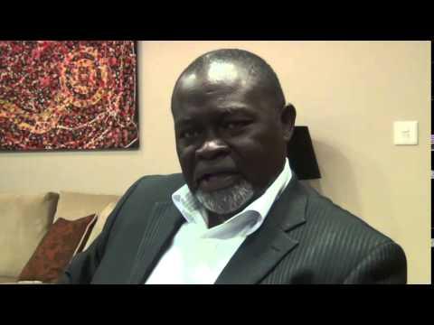 Azumah Nelson talks